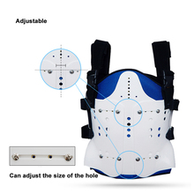 JORZILANO  Lumbar Disc Herniation Supports Inflatable Thoracolumbar Orthosis Fixation Brace Thoracic Spine Fracture Brace