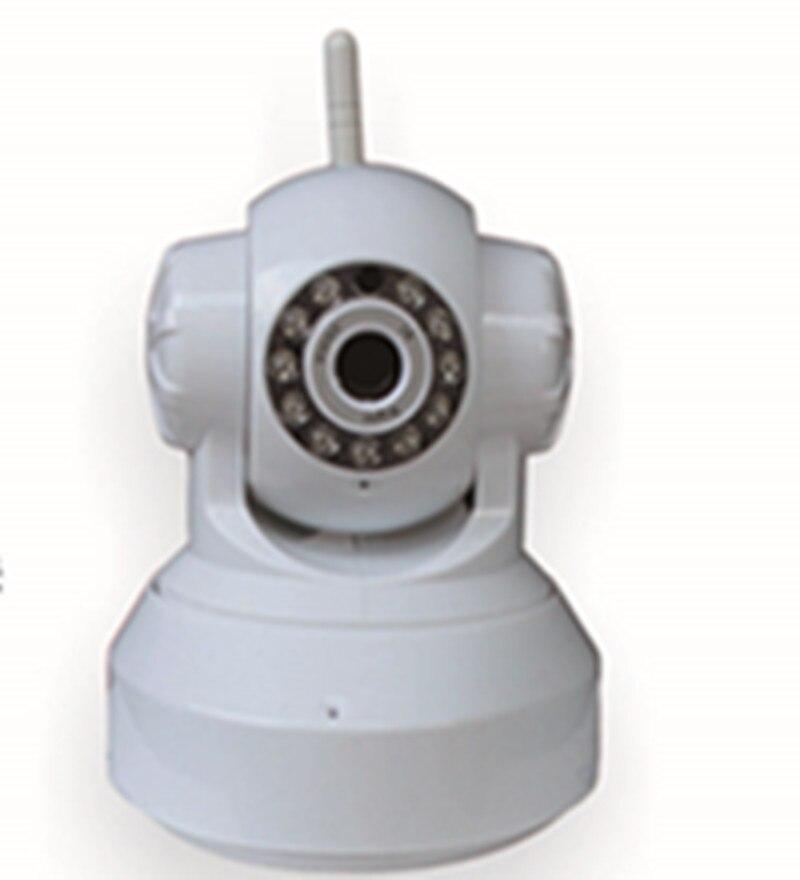 Pan&amp;Tilt P2P 720P IR Night Vision WIFI IP Camera <br>