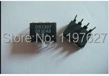 20pcs/lot DS1307  DS1307N IC DIP-8 MCU  Real-Time Clock Integrated circuit with best quality electronics ic chips