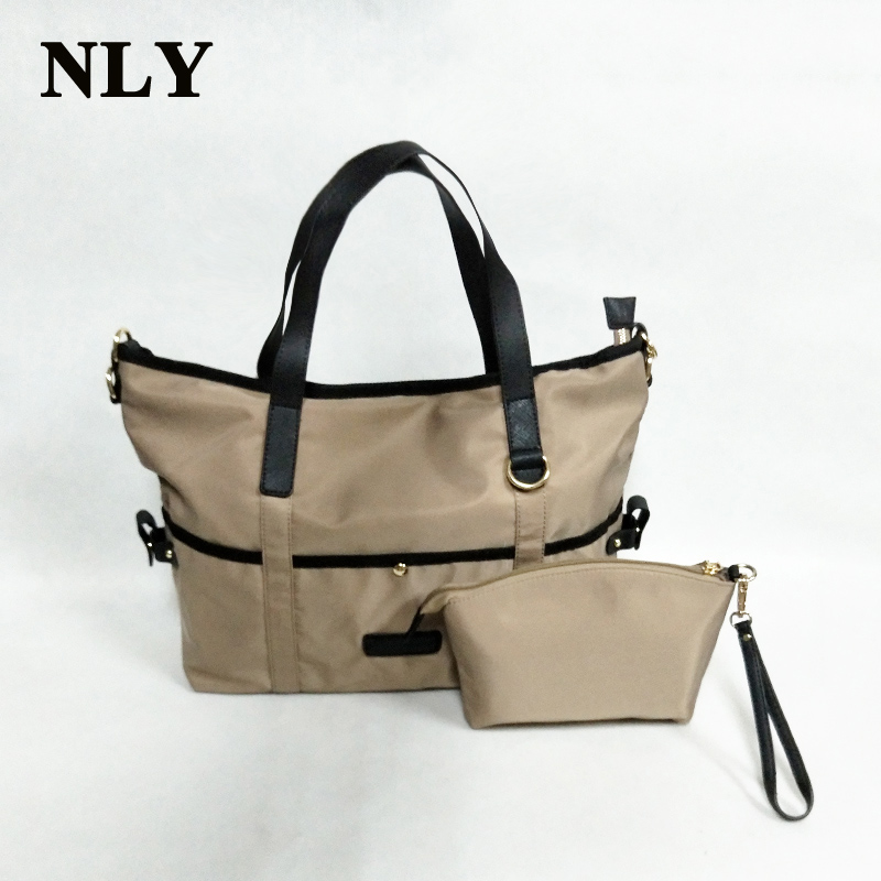 Popular Nylon Tote Bags with Zipper-Buy Cheap Nylon Tote Bags with ...