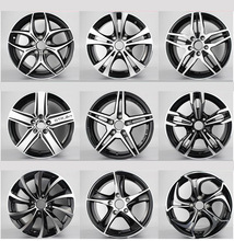 15 Inch Aluminium Alloy Car Wheel Rim for VW
