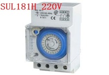 CE SUL181H 24 Hour Mechanical Timer Time Relay Switch(China)