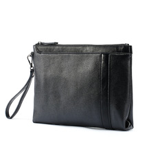 New Japan and South Korea style men's hand clutch bag wrist bag fashion business casual bag(China)