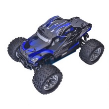 HSP Rc Car 1/10 Scale Nitro Power 4wd Off Road Monster Truck 94188 Pivot Ball Suspension Two Speed High Speed Hobby Car(China)