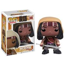 Funko Pop the Walking Dead PVC Action figure Daryl Michonne Kids Toys Great quality Christmas Gift