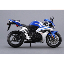 CBR 600RR Metal Kit Diecast Motorbike Model Maisto Assembly Toys 1:12 Scale Model Motorcycle Free shipping(China)