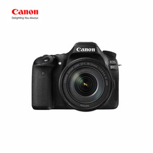 "Canon 80D DSLR Camera Body Only & 18-135mm & 18-200mm lens -24.2MP -3.0"" Dot Vari-Angle Touchscreen -HD 1080p - Wi-Fi Brand New(China)"