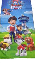 Cartoon Paw Patrol Bath Towel Children Cotton Serviette De Bain Summer Beach Towel Bath Toallas Animal Drap De Plage