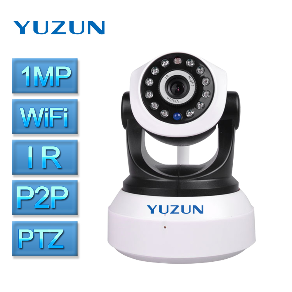 720P Wireless Security IP Camera IR Night vision cctv Surveillance network camera baby monitor Infrared IR(China)