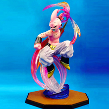 Anime Dragon Ball Majin Boo Buu F.ZERO PVC Action Figure Anime puppets Figure PVC Toys Figure Model Table Desk Decoration