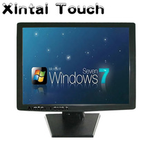 22 inch desktop lcd touch screen monitor with infrared touch screen , VGA, HDMI, USB interface(China)