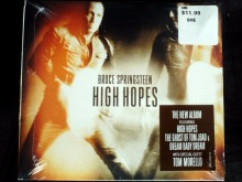 Bruce Springsteen - High Hopes USA Original CD SEALED Digipak 41CD Store store