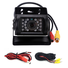 Car Rear View Camera 12-24v Truck Bus Lorry 18 IR LED Car Rear View Reversing IR Nightvision Waterproof Car Rear View Camera