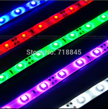 High quality Red Blue Green Color choose LED 30cm led light cool bar LED trip For PC Case