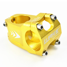 WAKE 31.8mm High-strength Aluminium Alloy Bicycle Stem Road MTB Mountain Bike Stem Bicycle Parts Cycling Handlebar Stemgold