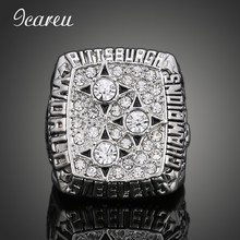 Championship Rings Finger Rings 1978 Pittsburgh Steelers Rugby Super Bowl Championship Ring