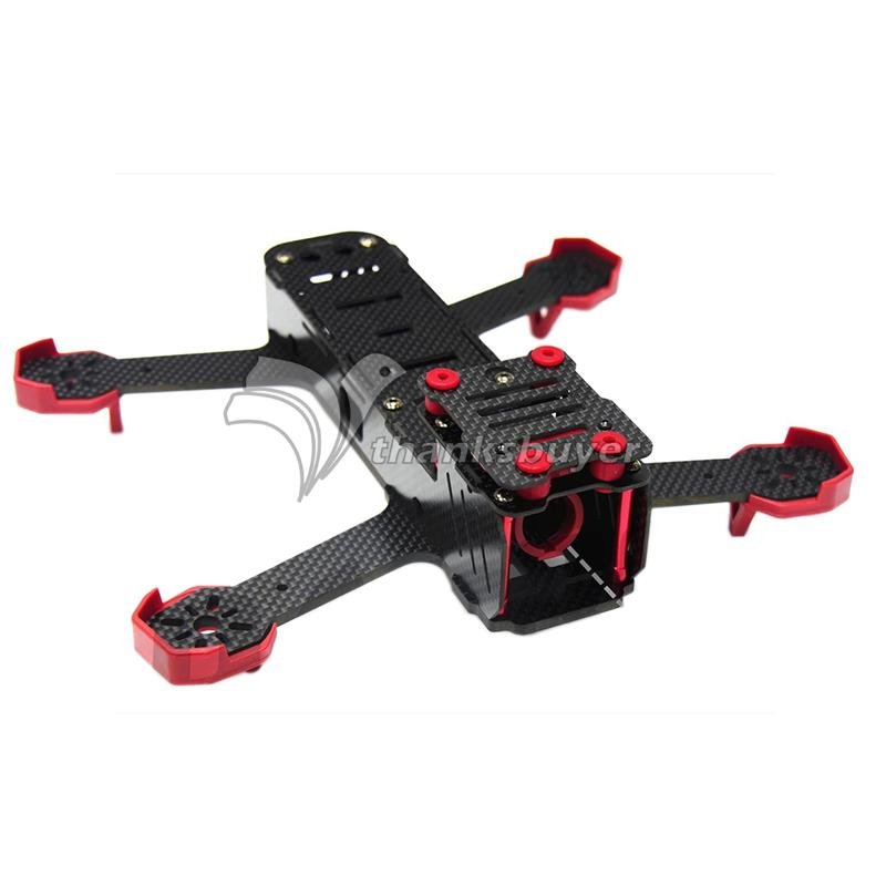 DALRC DL220 220mm 4-Axis Carbon Fiber FPV Mini Racaing Quadcopter Frame for Aerial Photography<br><br>Aliexpress