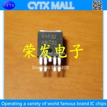 Brand new BTS6143D 6143D TO252 professional distribution BTS series car transistor 10pcs/lot