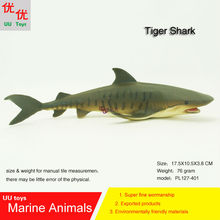 Hot toys Tiger Shark (billhead shark) Simulation model Marine Animals Sea Animal kids gift educational props (Rhincodon typus)