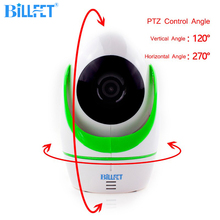 BILLFET surveillance IP Camera Wi-fi Camera Wireless wireless web camera Remote Control PTZ Nanny Cam Baby Camera ip cam wifi