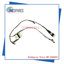 New Notebook LED LCD Screen LVDS VIDEO FLEX Ribbon Connector Cable For Toshiba For Satellite L550 L555 L550d Dc02000s910