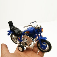 Toys Motorcycle Mini Candy Color Back To Power Motorcycle Transparent Small Toys Plastic Random Colors