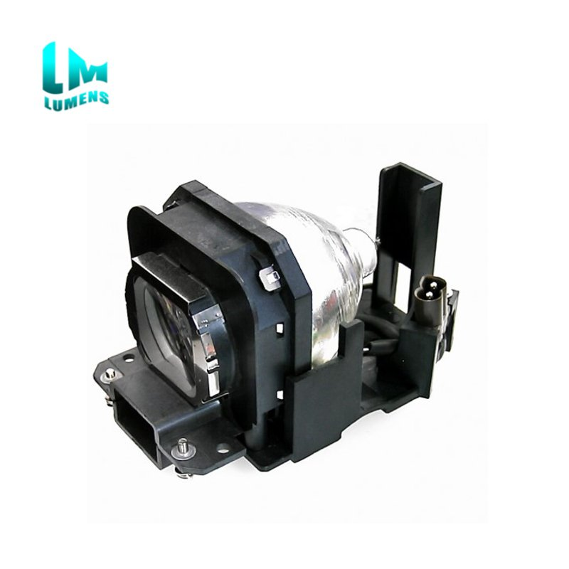 ET-LAX100 projector lamp Compatible bulb with housing for PANASONIC PT-AX100 / AX100E / PT-AX100U / PT-AX200 / AX200E / PT-AX20<br>