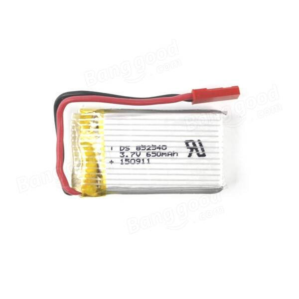 FQ777 957 AF957F RC Quadcopter Spare Parts 3.7V 650MAH Battery 957-8<br><br>Aliexpress