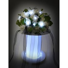 300Pcs/Lot Battery Operated Fairy Pearls Mini LED Light,Multicolor Floating LED Berries Light For Wedding Party Event Decoration(China)