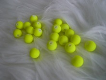 #02 Free shipping(500g/lot) Chunky Round 10MM Acrylic Neon Beads,New Fashion Acrylic Solid Beads 909pcs/bag(China)