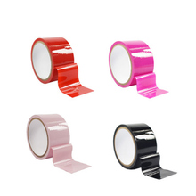 Buy 1 pcs Inviscid Tape Static Bondage Adult slave game Fetish Flirting Erotic sex products SM Bondage Restraints Sex toys Women