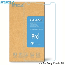 Buy Sony Xperia ZR Tempered Glass Sony Xperia ZR Glass Soni Experia M36H C5502 C5503 Screen Protector Tempered Glass 9h Film for $1.49 in AliExpress store