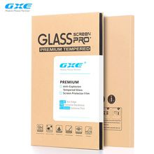 GXE Premium Tempered Glass Film For Sony Xperia Z L36H C660X C6603 C6602 LCD Screen Protector Guard With Retail Package