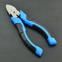 "New 5"" 6"" Electrical Cable Wire Stripper Cutters Cutting Side Snips  multi-function long Pliers  high quality  Hand Tool"