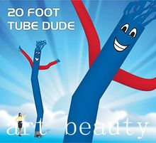 20 Foot Fly  Inflatable Dancer Tube Man Sky Puppet Dancing Balloon