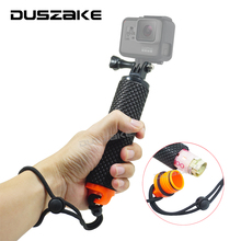 Buy Floaty Hand Grip Strong Wrist Strap Gopro hero 5 Xiaomi yi 4K Floating bobber Go pro Eken SJCAM Action camera for $7.09 in AliExpress store