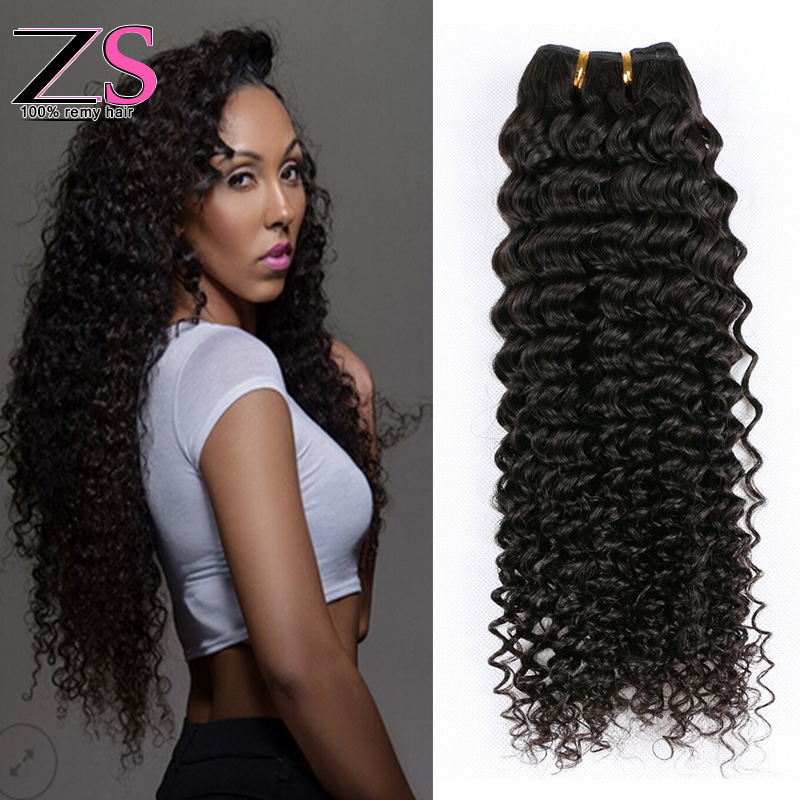 7a Unprocessed Peruvian Virgin Hair Deep Wave 3 Bundles Peruvian Deep Wave ZSF Hair Peruvian Deep Wave Human Hair Weave <br><br>Aliexpress