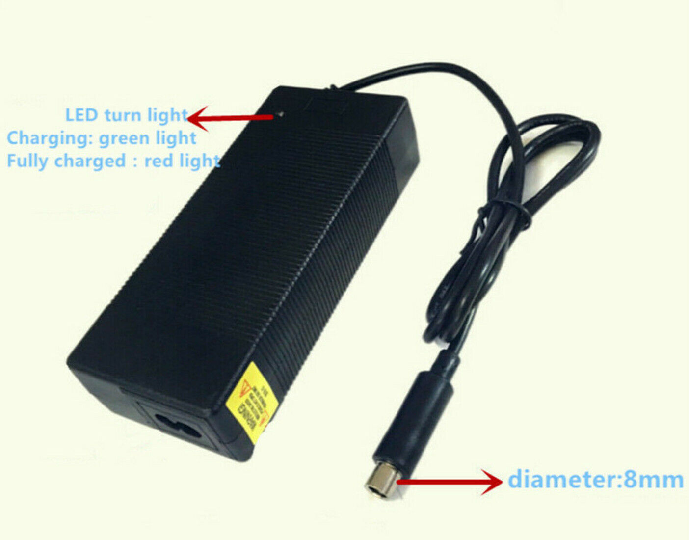 42V 2A Battery Charger For Bird Lime Xiaomi M365 Electric Scooter ES1 ES2 ES4