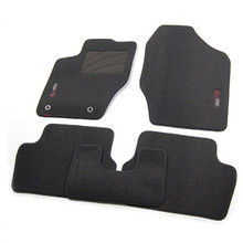5pcs High Quality Odorless Auto Carpet Mats Perfect Fitted For Peugeot 308