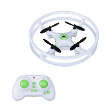 Pocket Drone Mini Rc Quadcopter 6-axis 3D Roll & Headless Mode Rc Helicopter Quadrocopter Drons Toys For Children Dron Copter(China)
