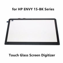 Touch Screen Digitizer Glass Lens Replacement Repairing Part  for HP ENVY 15-bk Series 15-bk076nr 15-bk056sa T156AWC-N40 V1.0