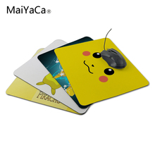 MaiYaCa Selling Japanese Anime Yellow s Luxury Gamer Gaming Computer Mouse Pad Anti-Slip Mat for Optical Trackball Mouse(China)