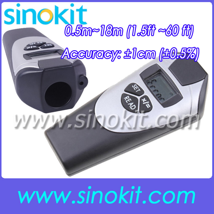 Cheaper Portable Rangefinder Point Ultrasonic Distance Meter STCP3009<br><br>Aliexpress