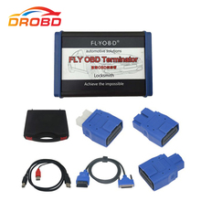 New Arrival Fly OBD Terminator Full Version Free Update Online with Free J2534 Softwares for Ford/BMW Reset Tool