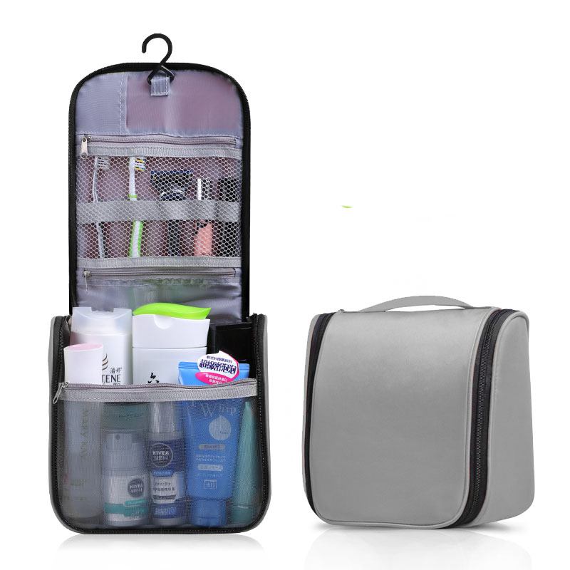 Hot Sale 2016 New 1pcs easy packing for lady  bags toiletry bags  Wash Bag Toilet Bag Hanging Makeup Bag Free shipping<br><br>Aliexpress