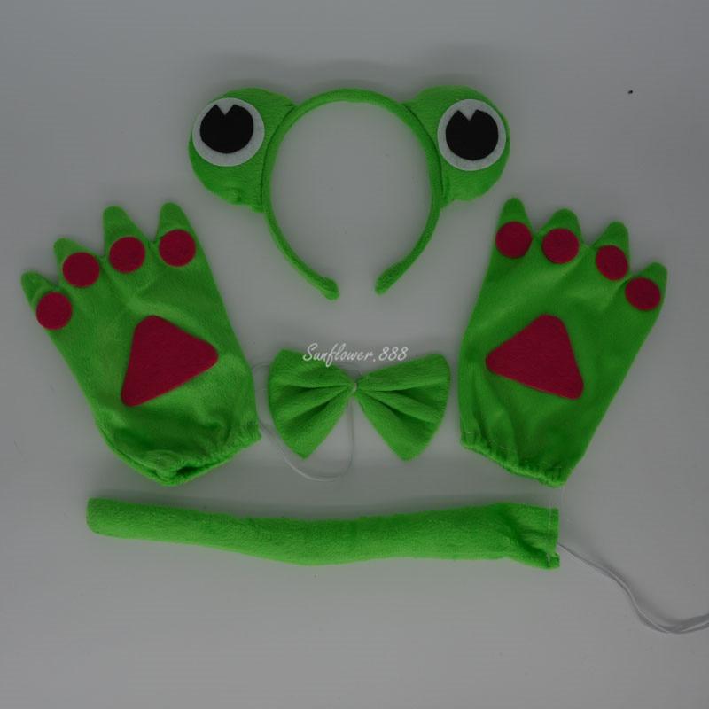 Перчатки для лягушки своими руками 35