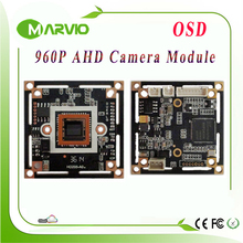 960P 1.3MP (Million Pixel) AHD Analog High Definition Security cameras Modules HD DIY your video surveillance, Free Shipping(China)