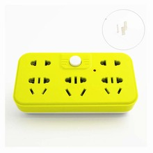 Tourism Home Use Power Socket with 8 Outlets Standard Extension Socket Plug Multifunction US EU UK AU Electronics Power Adaptors(China)