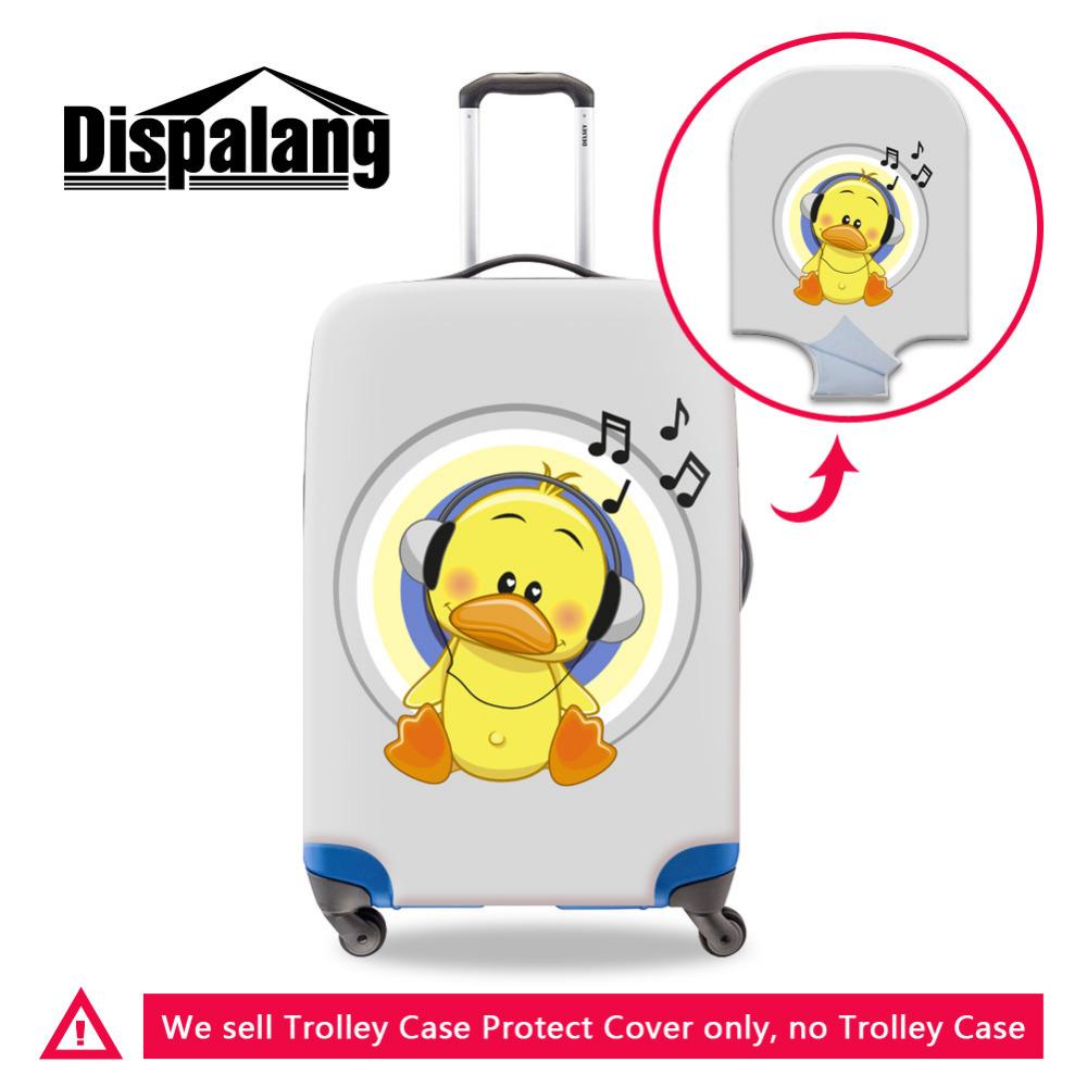 cartoon animal cute luggage protective covers (5)