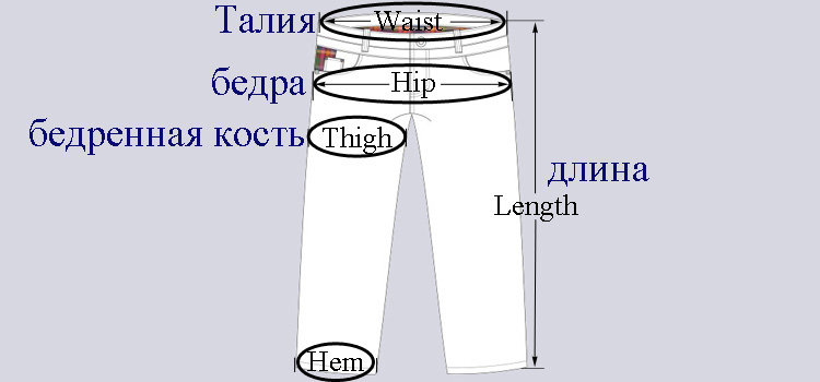 750 pants